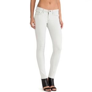 """Rag & Bone- """"The skinny"""" jeans in the color Wedge"""